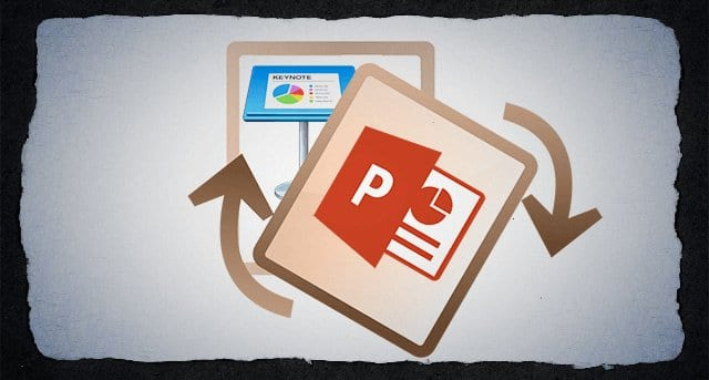 How to open a keynote (. Key) file in powerpoint on your pc.
