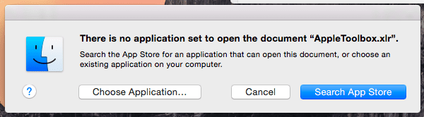 how to change a file in a mac application