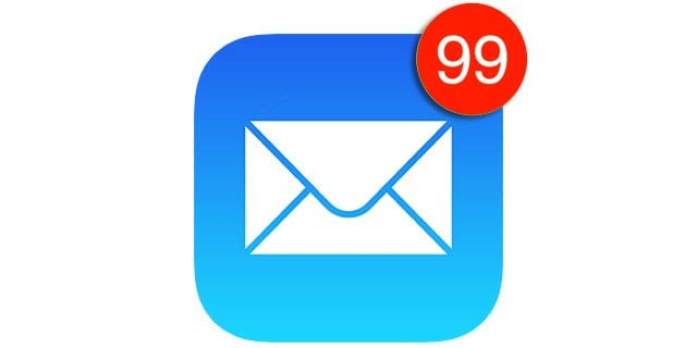 iOS Mail app shows unread emails when there are none