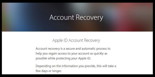 forgot apple id and password both