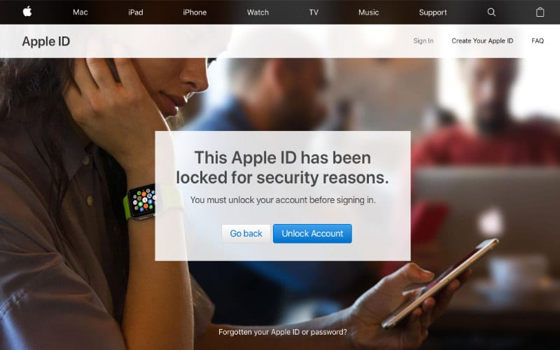 How To Unlock Your Disabled Apple ID Today! (Update)(Snippet)