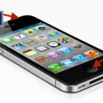 iPhone 4s Black Screen after update, Fix