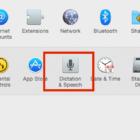 How to use macOS and Mac OS X Advanced Dictation Feature with Privacy