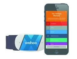 Wahoo 7 minute workout app