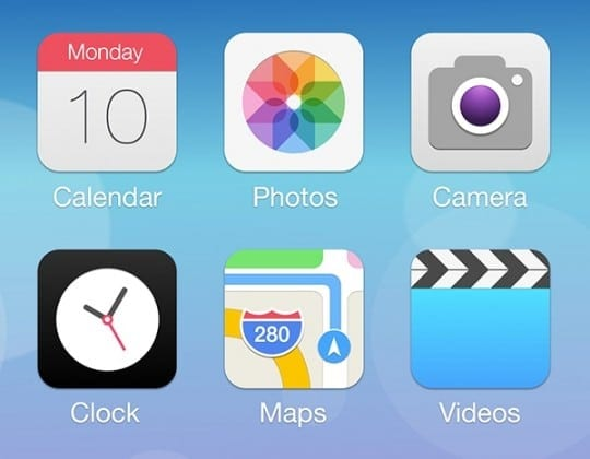 iOS 10 Dynamic Icons