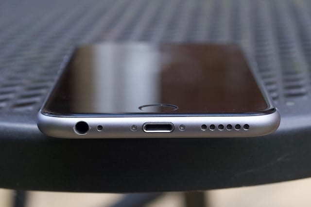 iPhone 6S ports