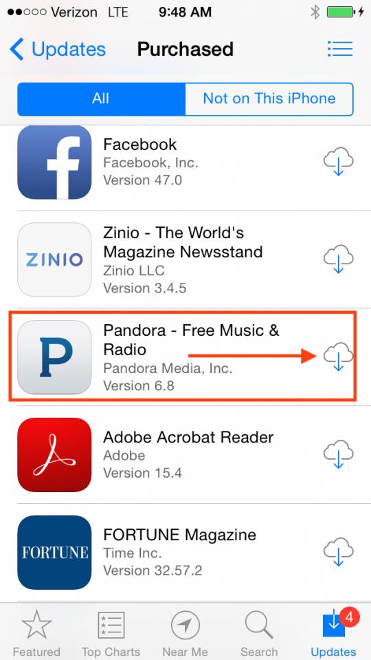 Apps Crashing, Fix