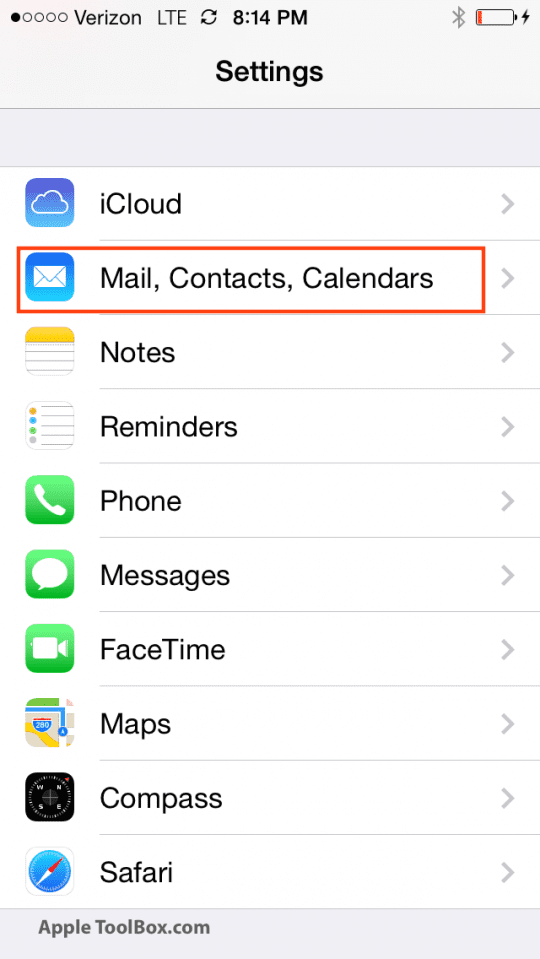 iPad cannot send emails, Does not Allow Relaying
