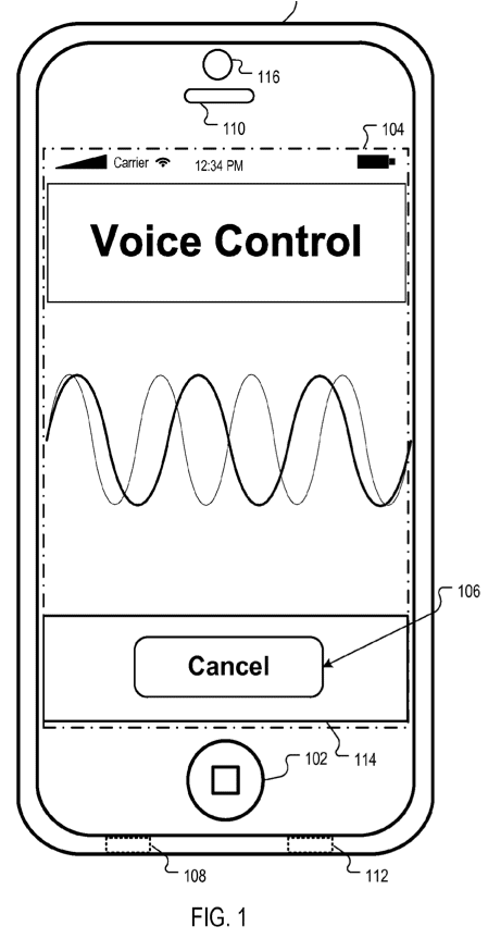 Apple Voice based Security