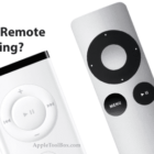 How to Fix Apple TV Remote Not Working