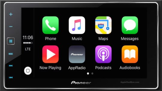 Carplay for older vehicles
