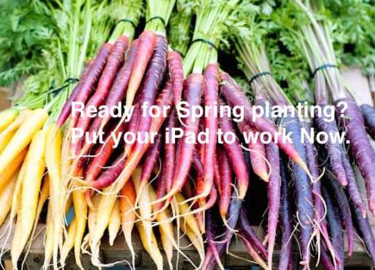 best ipad apps for spring planting and gardening - Best Gardening Apps
