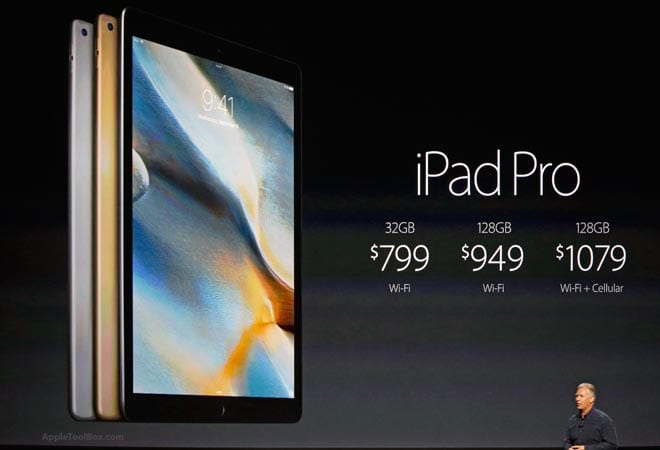 Which iPad