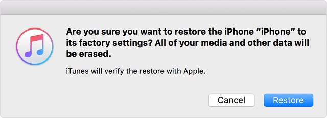 iPhone Keeps Resetting Itself, How-To Fix