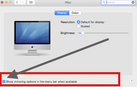 Airplay problems in Mac