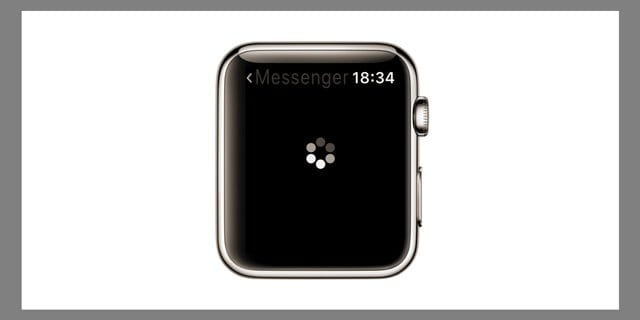Facebook Messenger App Not Working with Apple Watch, How-To