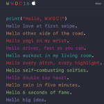 2016 WWDC Event Details Confirmed by Apple