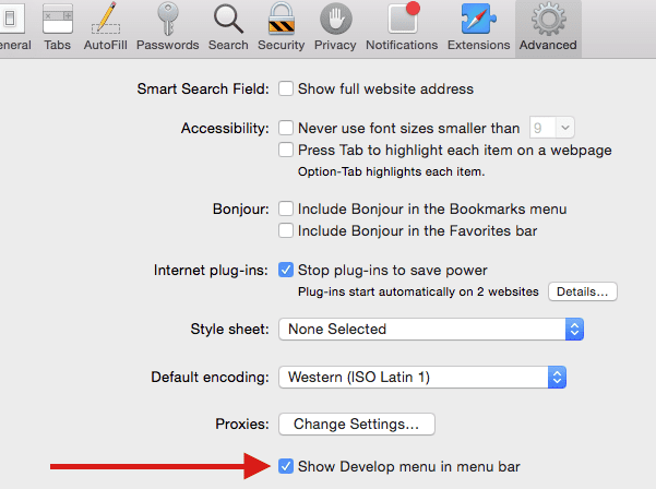 Safari Not Showing Images, How-To