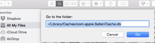 Safari Images not Showing, How-To