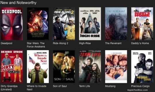 iTunes Movie not Working, How-to