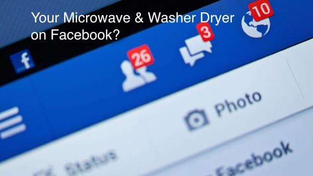 Your machines on Facebook