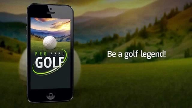 Pro Feel Golf-for-iphone