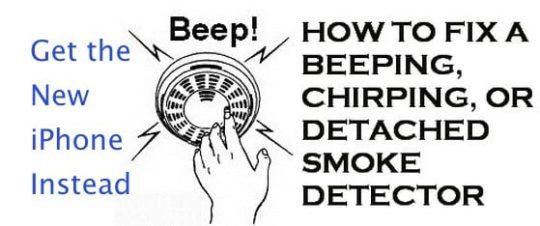 iPhone-Smoke-Detector
