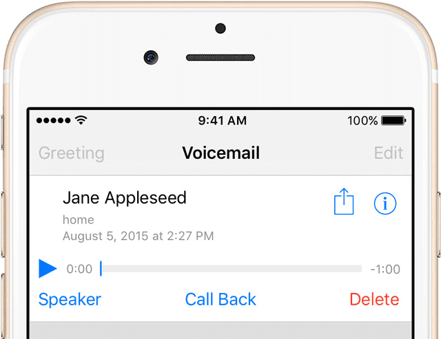 Visual voicemail not working on iphone 6 how to appletoolbox voicemail apple ios 9 m4hsunfo
