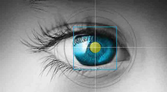 Eye Tracking using iOS