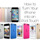 How to Turn iPhone into iPod Touch