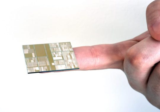 7nm Chip from IBM