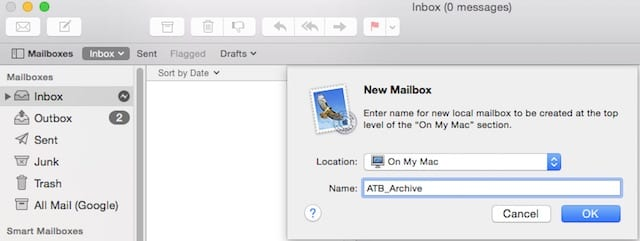 How to Auto Archive Mail on Macbook