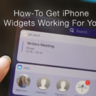 Making The Most Out Of Your iPhone Widgets