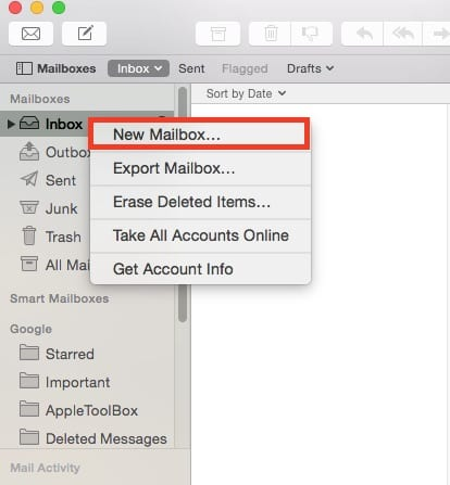 Auto archive your Mail on Macbook