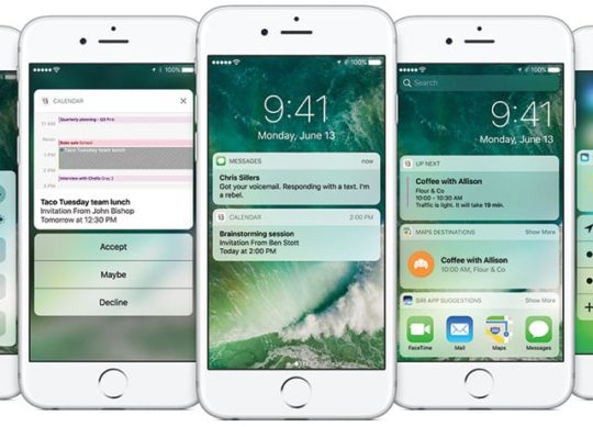 Top iOS 10 Features For the Average Joe or Jill