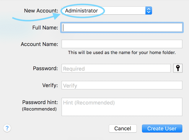 How-To Fix Corrupt User Accounts in macOS - AppleToolBox