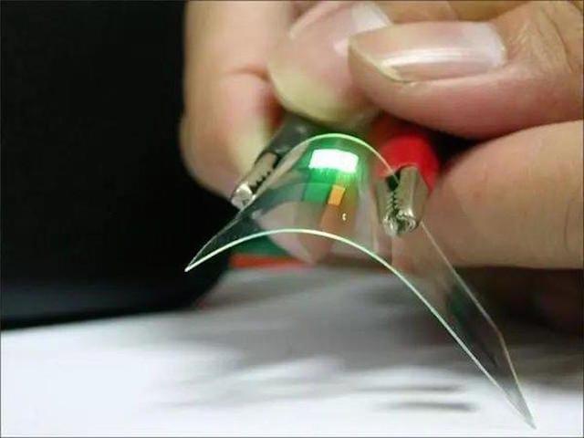 OLED Displays for SmartPhones