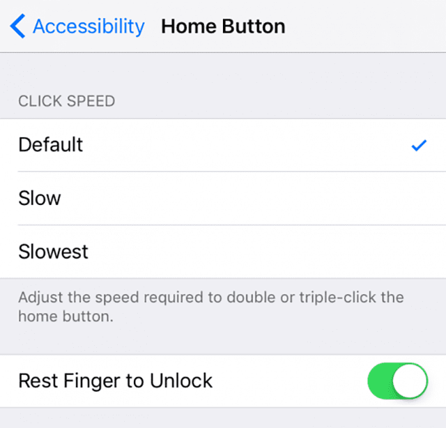 How-To Unlock iPhone Home Screen in iOS 10