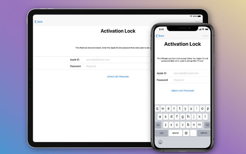 Used iPhone? Remove iCloud Activation Lock
