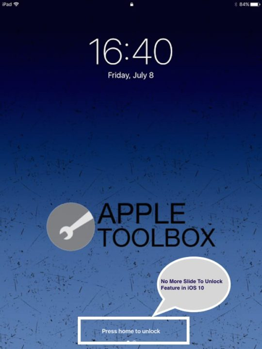 iOS 10 - Common iPad Questions and Issues, How-To - AppleToolBox