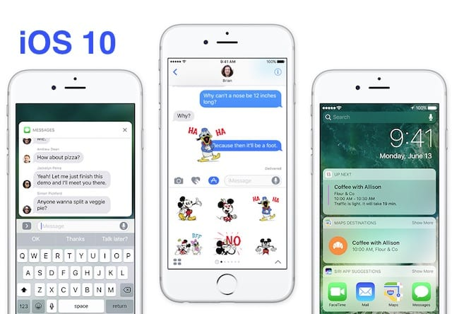 iOS 10 - How To Unlock