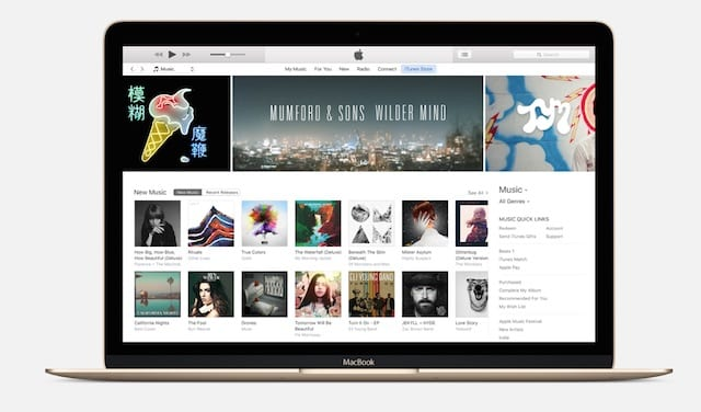 iTunes 12.4 Common Problems and Suggestions