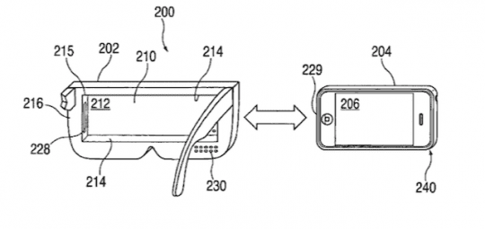 Apple HMD Design Patent