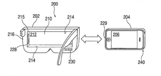 Apple HMD Design Patent