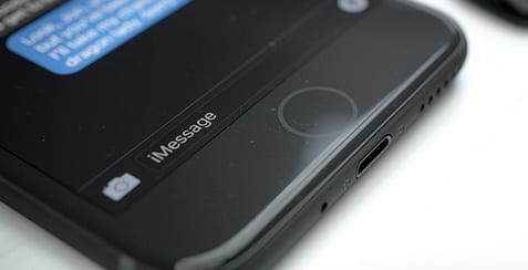 iPhone 7 3D Home button