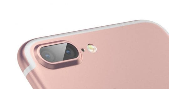 Dual Camera for iPhone 7