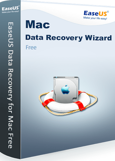 Mac data recovery with EaseUS