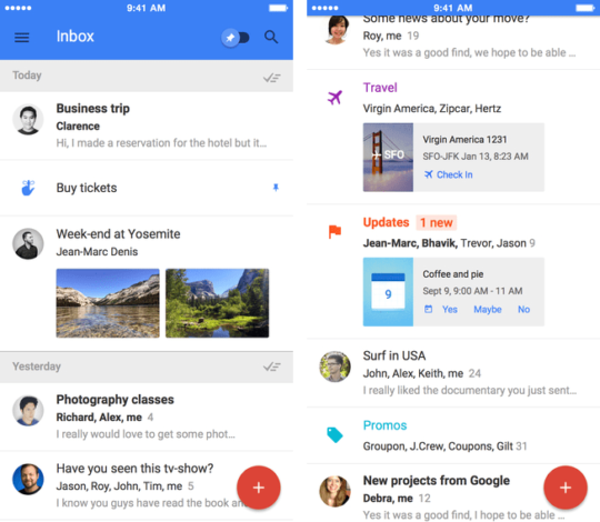 The Best 3rd Party Mail Apps on iOS 10