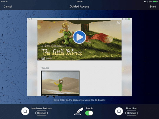 Lock apps into Kids Mode on iPad, How-To