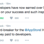 July Appstore Numbers Set a New Record, Says Tim Cook